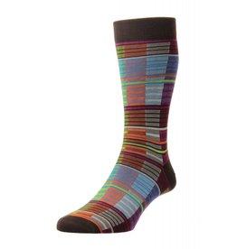 Pantherella Pusey Sock Mocha