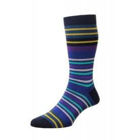 Pantherella Swift Sock Navy