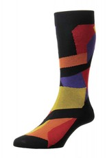 Pantherella Copnall Sock Black