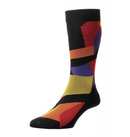 Pantherella Copnall Sock Black
