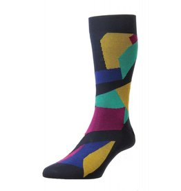 Pantherella Copnall Sock Navy