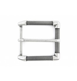 Elliot Rhodes Ridge Prong Buckle Silver
