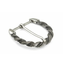 Elliot Rhodes Rope Arch Buckle