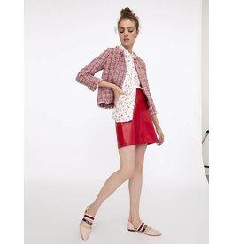 i Blues Merlot Jacket Pink