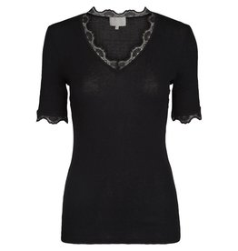 Minus Ariel Silk Top Black