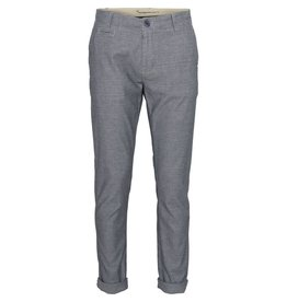 Knowledge Cotton Check Trouser