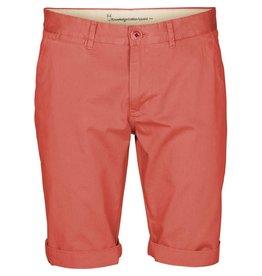 Knowledge Cotton Chino Short Orange