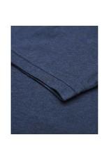 Knowledge Cotton Plain T Blue