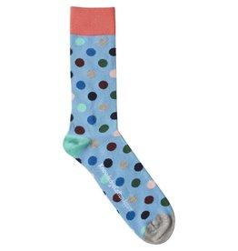 Knowledge Cotton Spot Sock 2