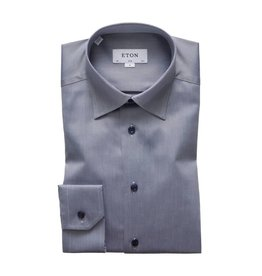 Eton Button Collar Shirt