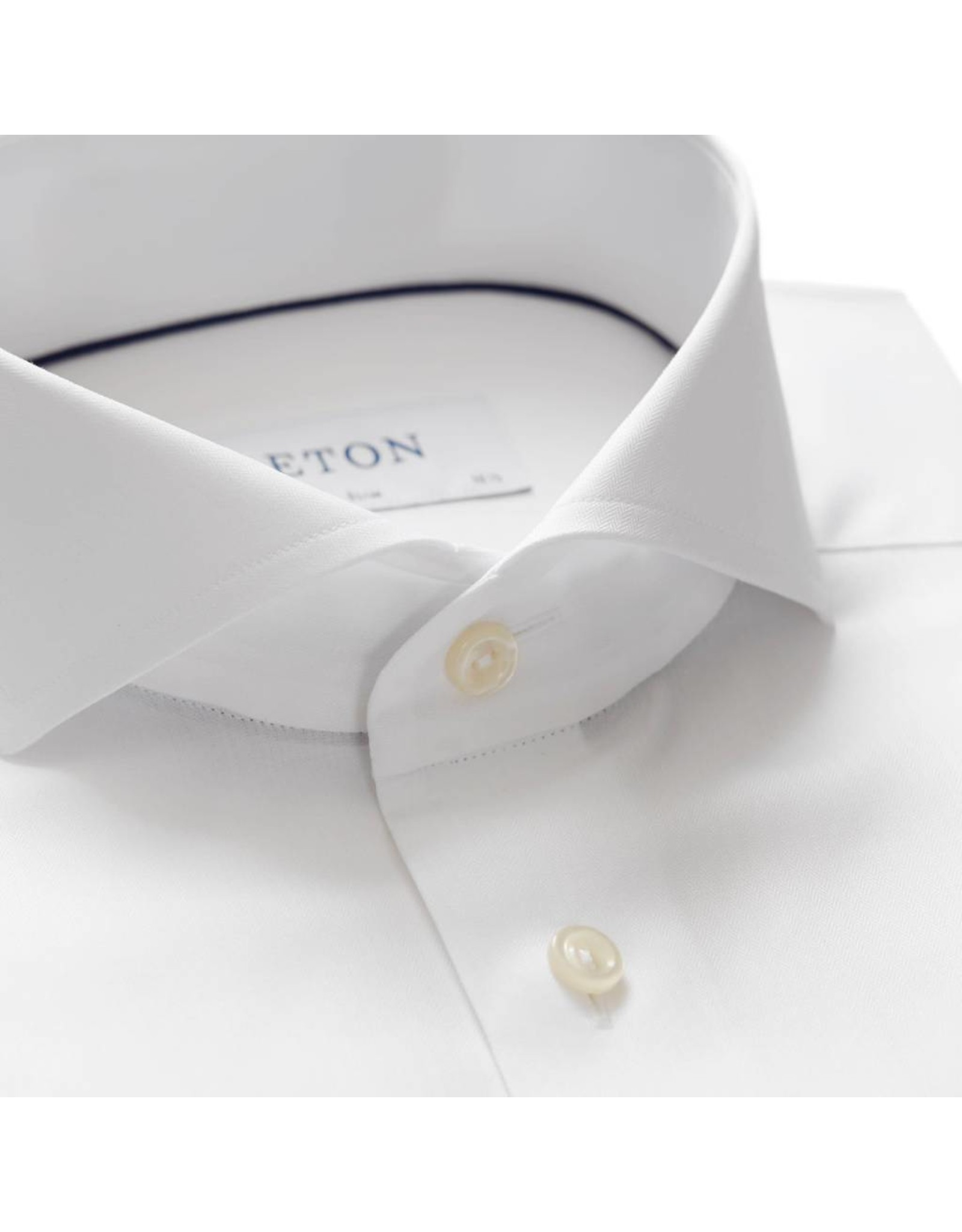 Eton Lycocell Shirt White