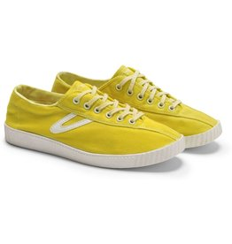 Tretorn Nylite Pump Yellow