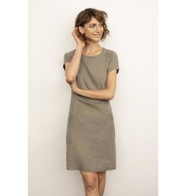 Part Two Aundreas Dress Khaki