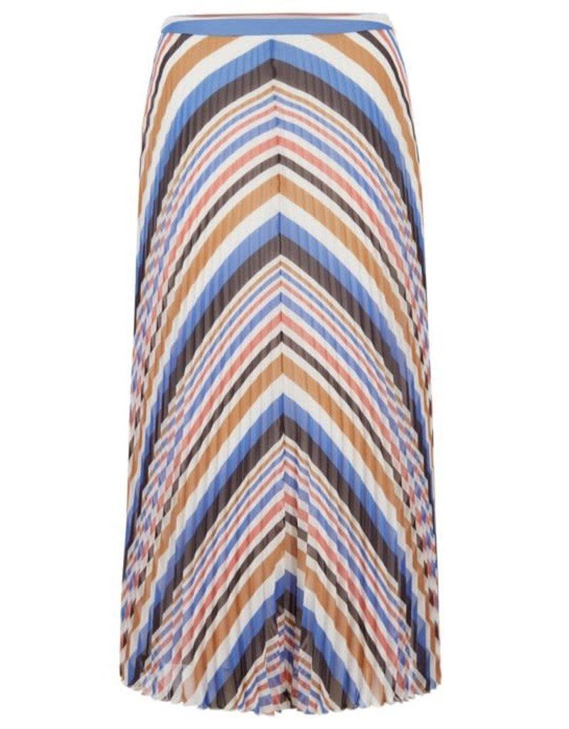 Hugo Boss Bareny Pleat Skirt