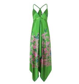 Charlotte Sparre Scarf Dress Silk