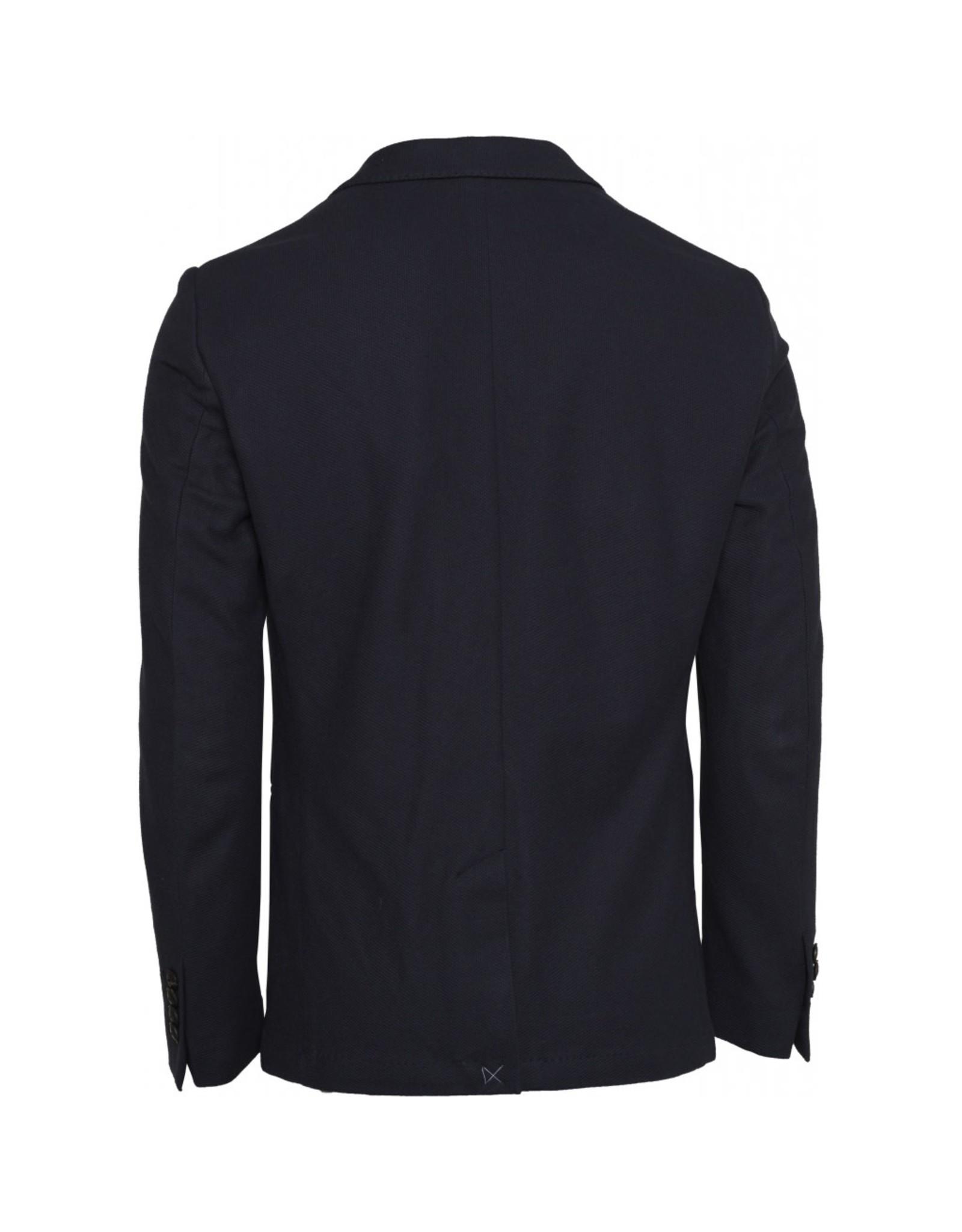 Knowledge Cotton Pique Jacket