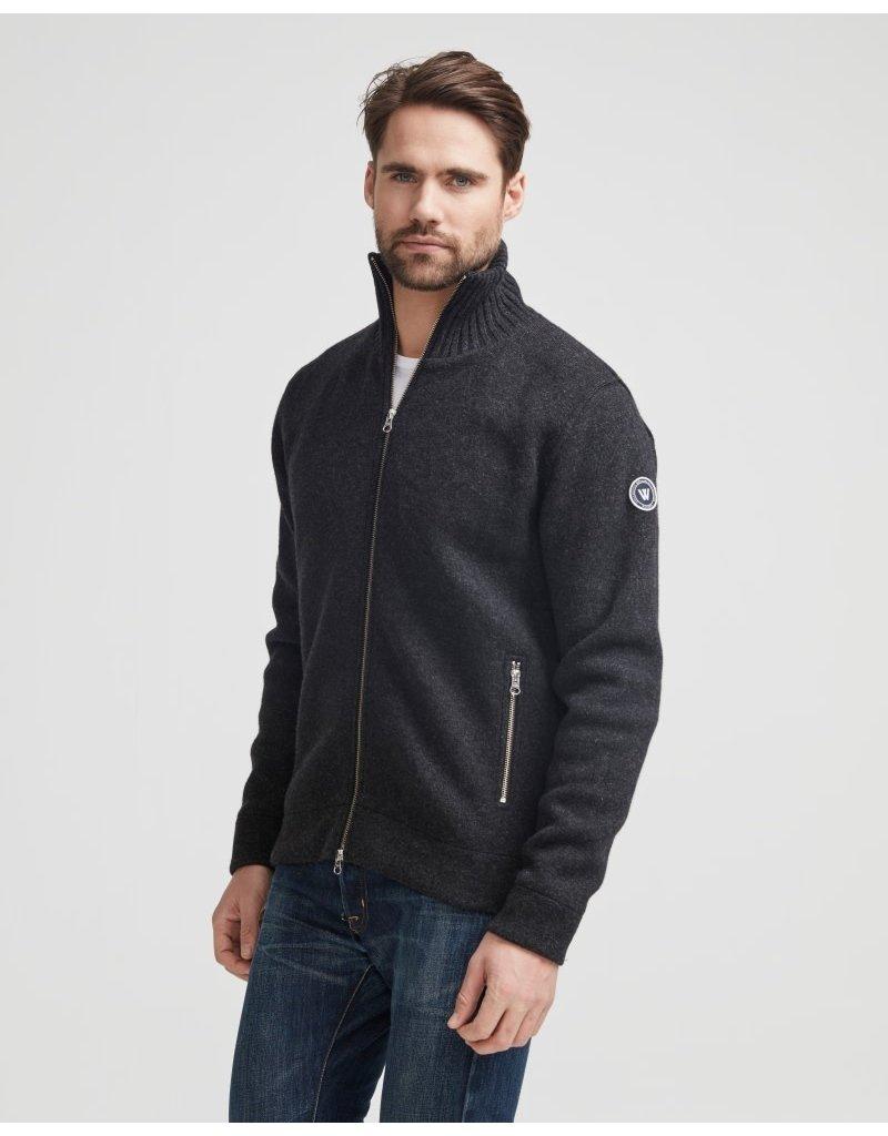 Holebrook Mans Windproof Zip Jacket