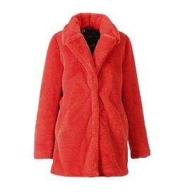 Oakwood Teddy Coat Fire