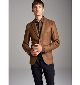 Sand Panama Wool Jacket
