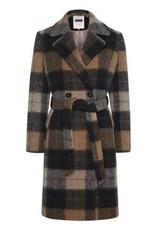 Part Two Selma Check Coat
