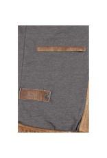 Oakwood Mens Agency Leather Jacket