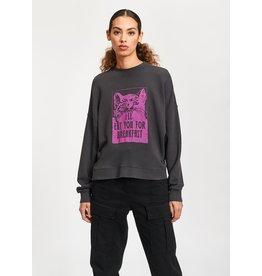 Essentiel Tack Cat Sweatshirt