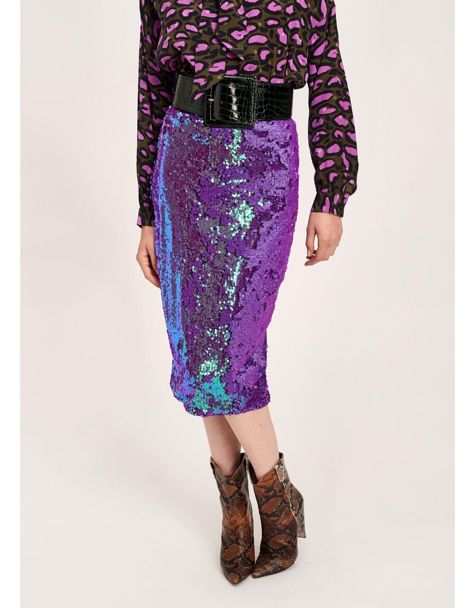 Essentiel Temptation Sequin Skirt