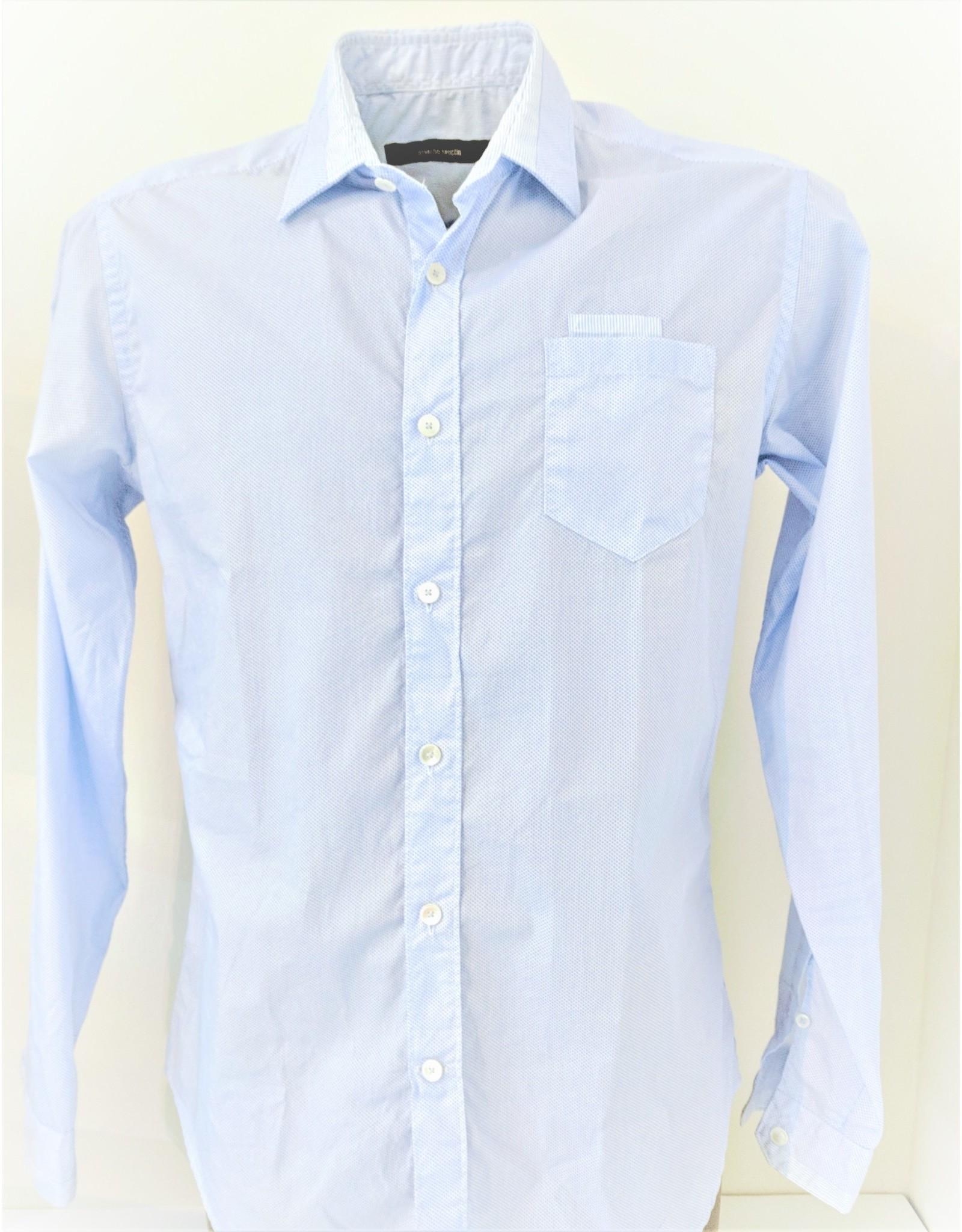 Osvaldo Trucchi Dancer Linen Shirt