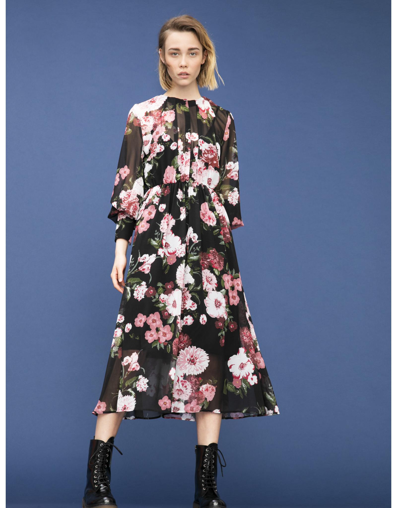 i Blues Teheran Floral Dress