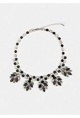 Essentiel Valenci Necklace Black