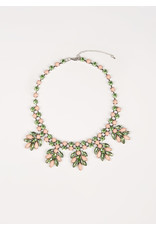 Essentiel Valenci Necklace Mint