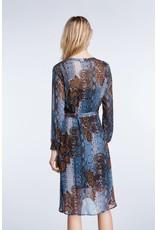 Set Snake Print Dress
