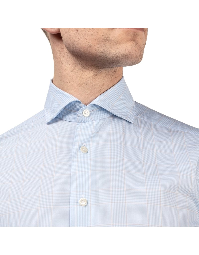 Eton Soft Check Shirt