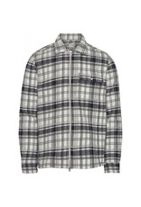 Knowledge Cotton Check Shacket
