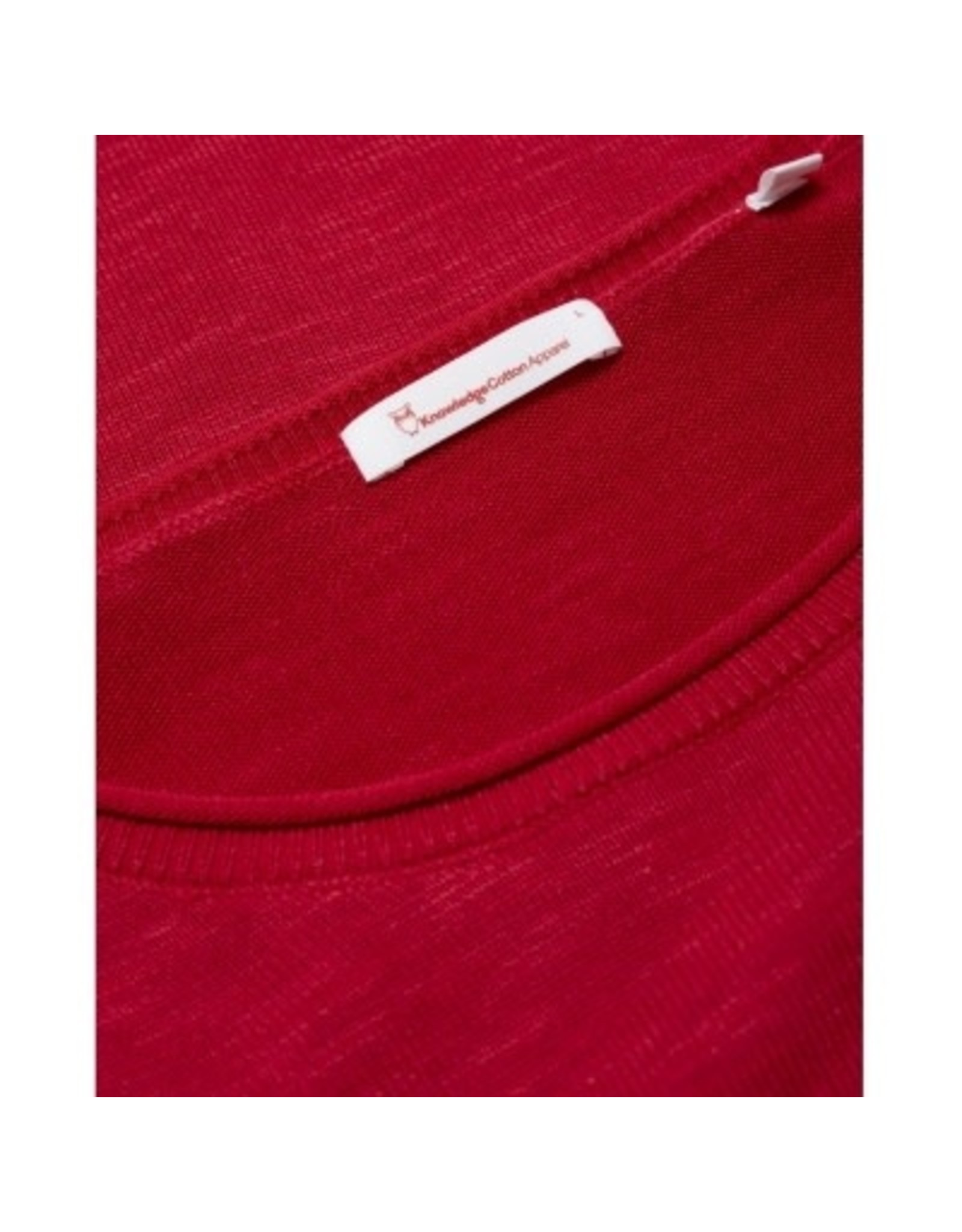 Knowledge Cotton Forrest Jumper Red