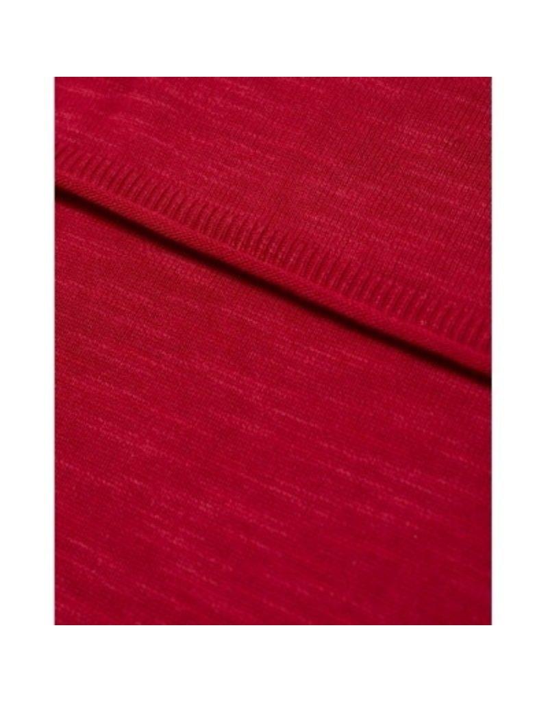 Knowledge Cotton Forrest Jumper Red