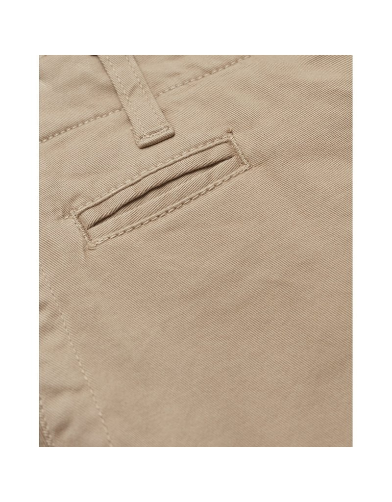 Knowledge Cotton Chuck Beige Chino