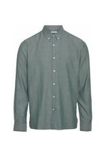 Knowledge Cotton Elder Twill Shirt