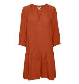 Part Two Chania Dress Orange