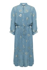Part Two Chrissies Foil Dress