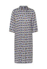 Sita Murt Geo Pattern Dress