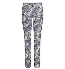 MAC Womens Dream Skinny Print Jean