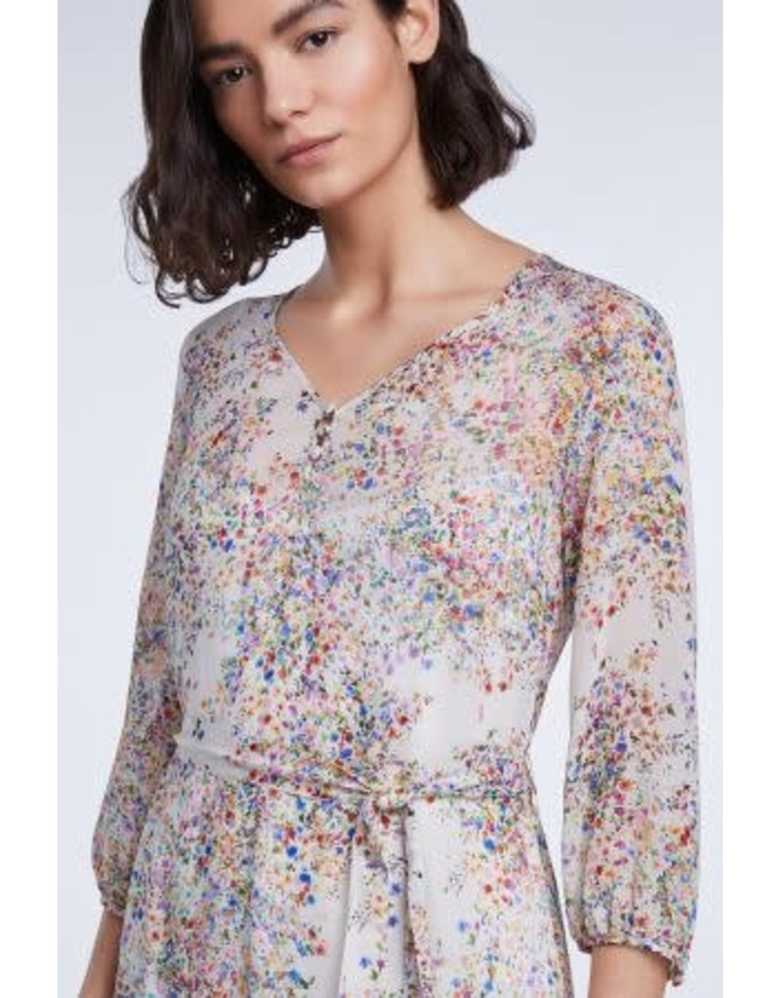 Set Confetti Floral Dress