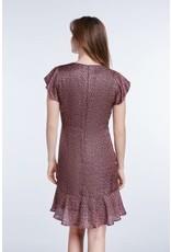 Set Ditsy Print Dress