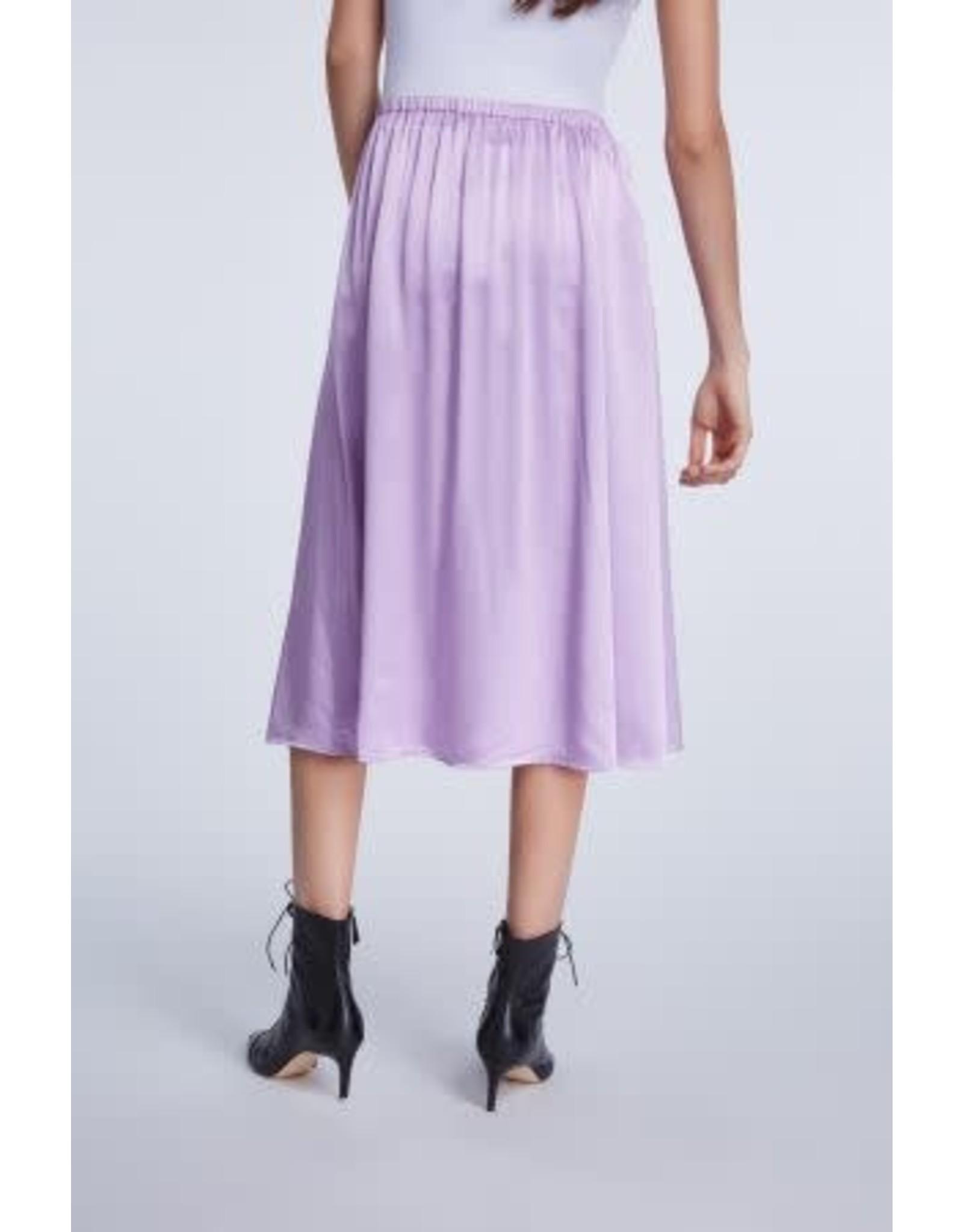 Set Satin Skirt