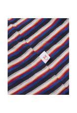 Knowledge Cotton Alder Stripe T Shirt