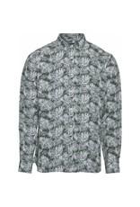 Knowledge Cotton Larch Linen Shirt