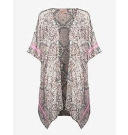 Unmade Jamila Brown Kimono