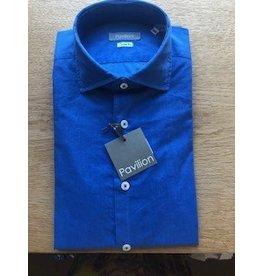 Pavilion Mens Mussola Shirt Blue