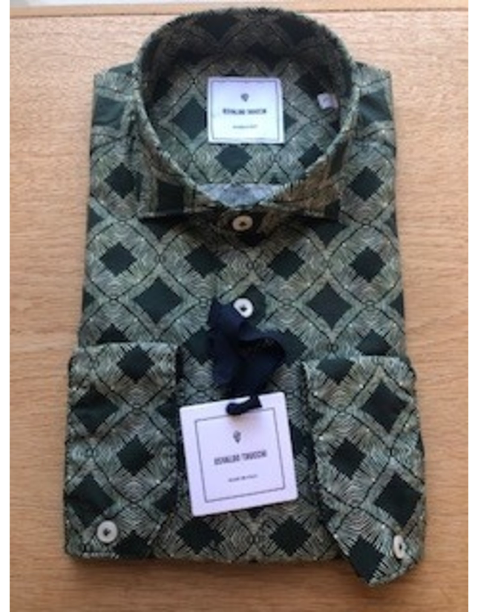 Osvaldo Trucchi African Diamonds Shirt